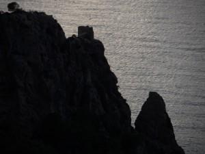 Torre de cala en Basset o de sa Rabassada.