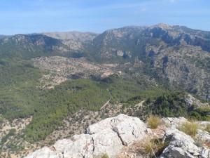 La vall de Pastoritx.