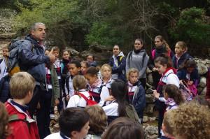 Va ser un plaer compartir aquesta experiència amb els alumnes de 5è i 6è de primària de La Immaculada.