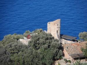 La torre de vigilància de son Galceran (S.XVI).