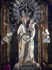 Mare de Déu de la Salut (Església de Sant Miquel).