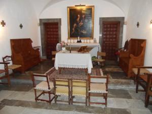 La capella de Son Olesa, un lloc de trobada puntual entre els senyors, amos, missatges i jornalers.