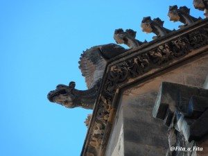 El drac de Can Caldés (Seminari Vell de Palma).