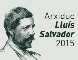 Logotip institucional per a la commemoració de l'any Arxiduc.