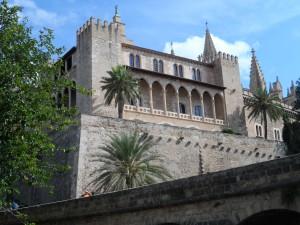 Palau de l'Almudaina.