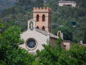 Església de l'Horta (1917-1923).