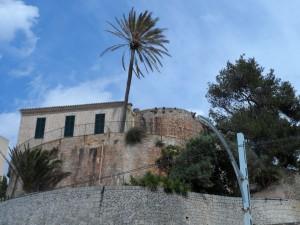 Torre de l'Alcaid o Castell del Port (1543-1545).