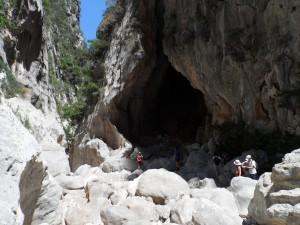 La cova del Romegueral.