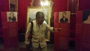 Un espai dedicat a l'Arxiduc amfitrió de grans personalitats, entre les quals hi trobam l'escriptor Gaston de Vuillier o l'espeleòleg Edouard Martel.