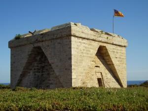 Torre de la Punta de n'Amer.
